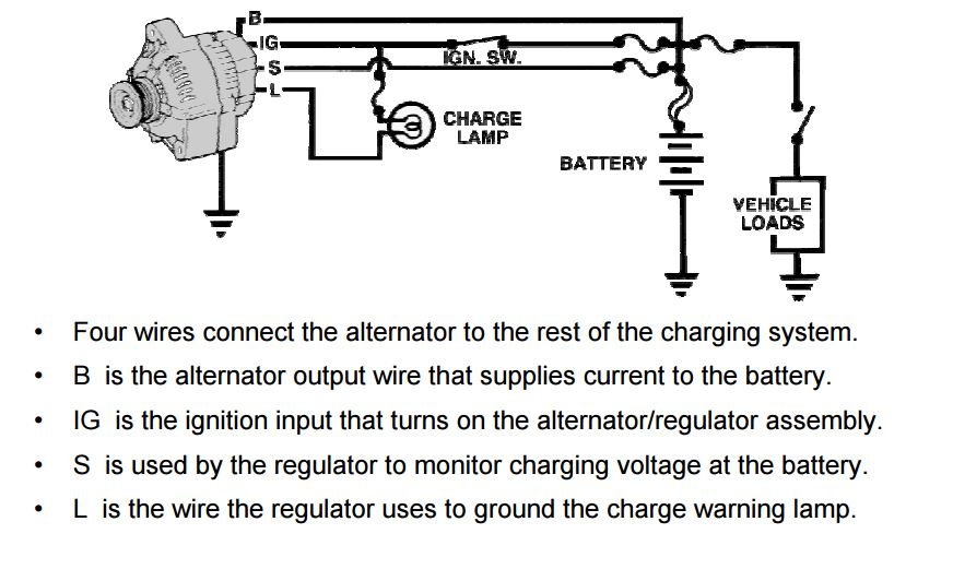 Wiring diagram for alternator light powerking wiring diagram for alternator light the wiring diagram wiring diagram cheapraybanclubmaster Choice Image